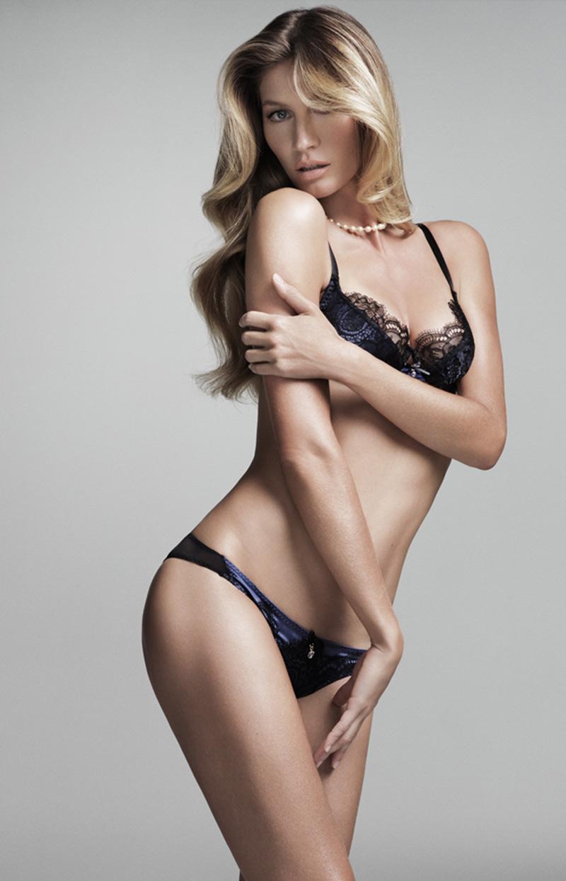 Gisele Bundchen Underwear