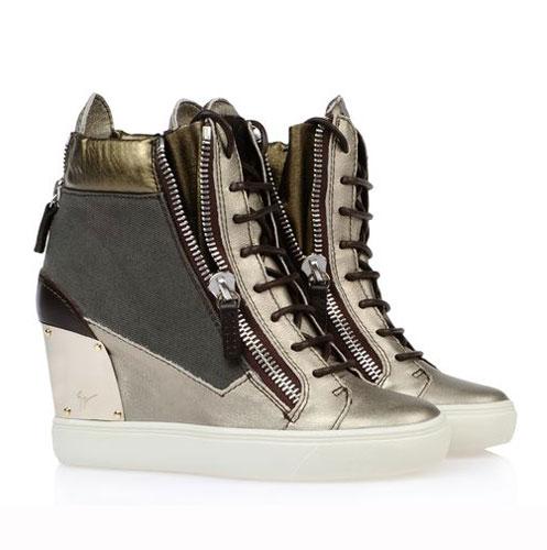 Giuseppe Zanotti Savannah Wedge Sneaker