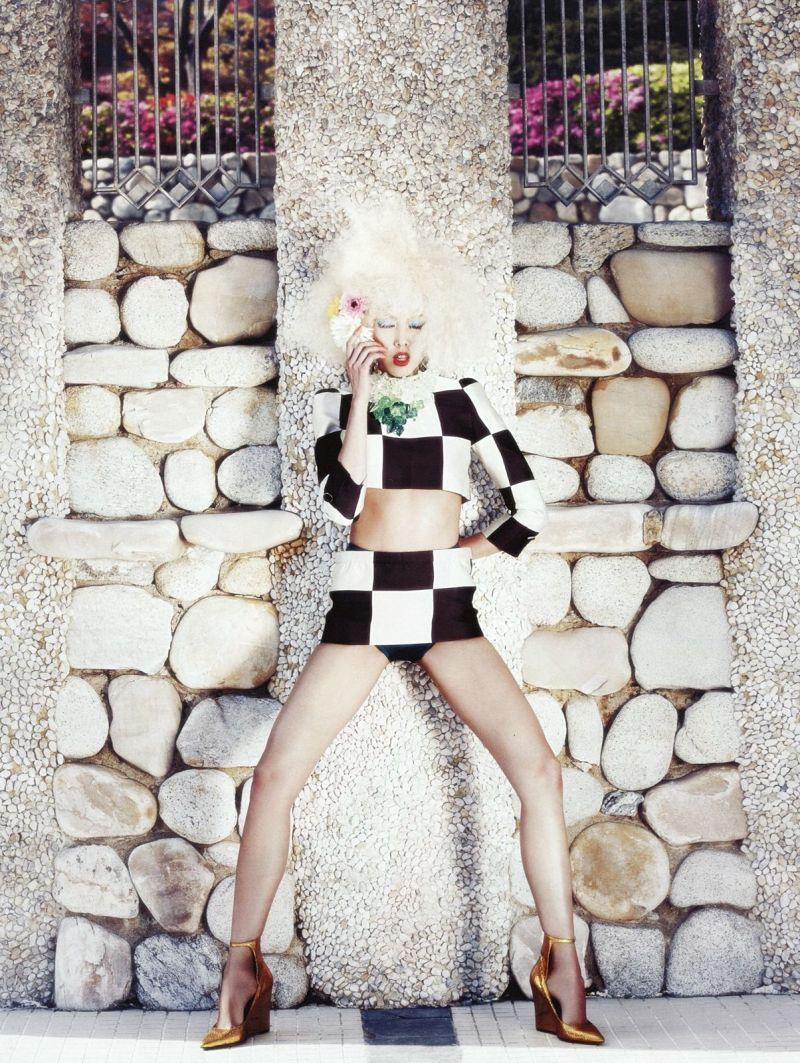 Hye-Jin Han by Yong-Bin Choi for Vogue Korea June 2013