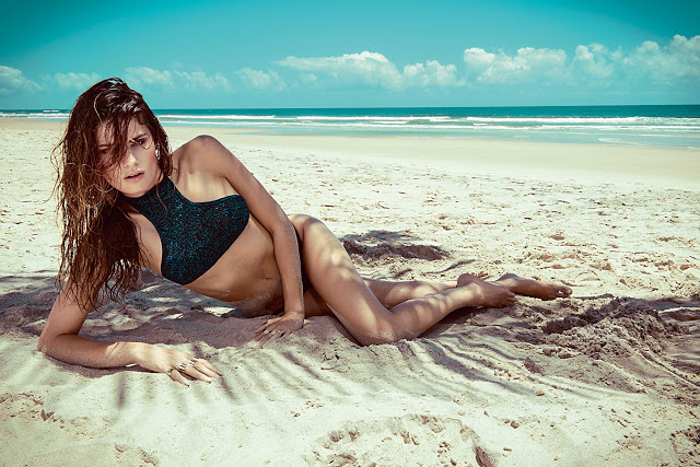 Isabeli Fontana by Jacques Dequeker for Morena Rosa Beach Fall 2013Isabeli Fontana by Jacques Dequeker for Morena Rosa Beach Fall 2013