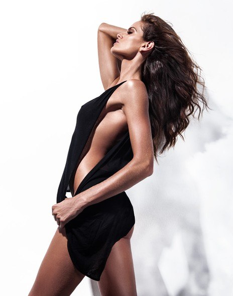 Izabel Goulart For GQ Brazil May 2013
