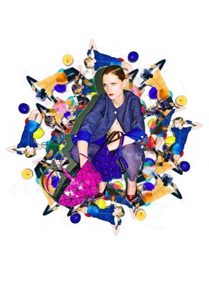 Kaleidoscope Artwork by Orestis Lazouras