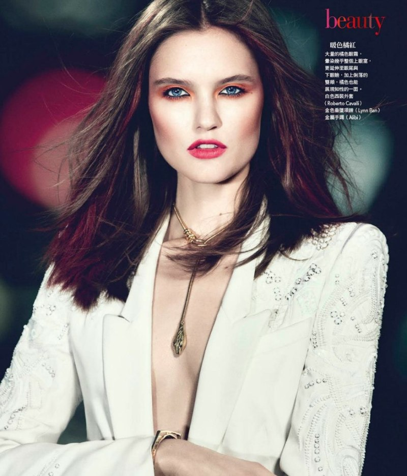 Katie Fogarty By Yossi Michaeli For Vogue Taiwan May 2013