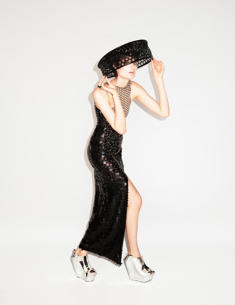 Kirsi Pyrhonen By Jegor Zaika For Vogue Ukraine June 2013
