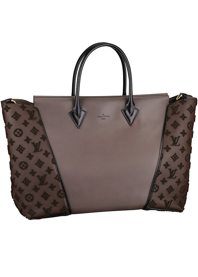 Louis Vuitton Releases A New Bag : The W