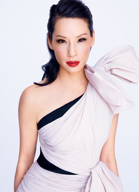 Lucy Liu by Mariano Vivanco for The Edit May 9, 2013