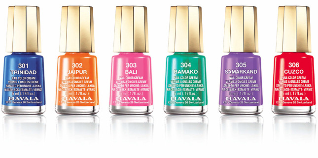 Mavala : Chili & Spice Color's