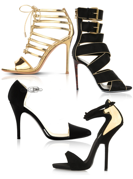 Red Carpet Shoes For This Summer
