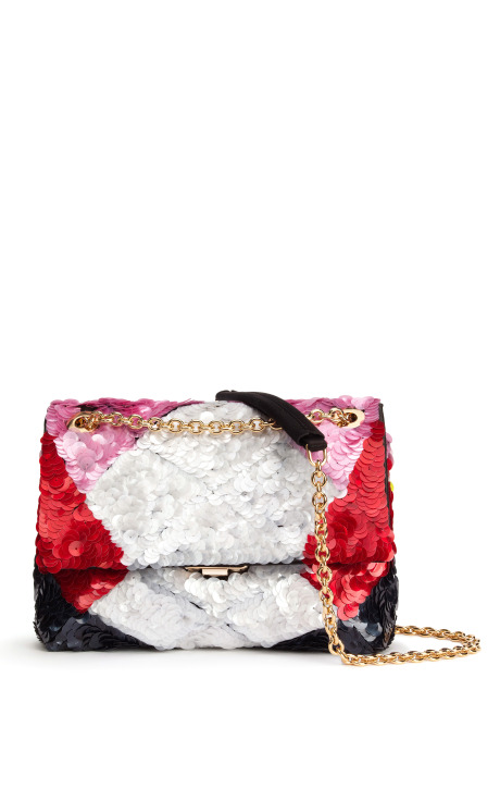 Roger Vivier: Limited Edition Rendez-Vous Collection Cubiste Bag