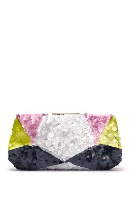 Roger Vivier: Limited Edition Rendez-Vous Collection Cubiste Pouchette