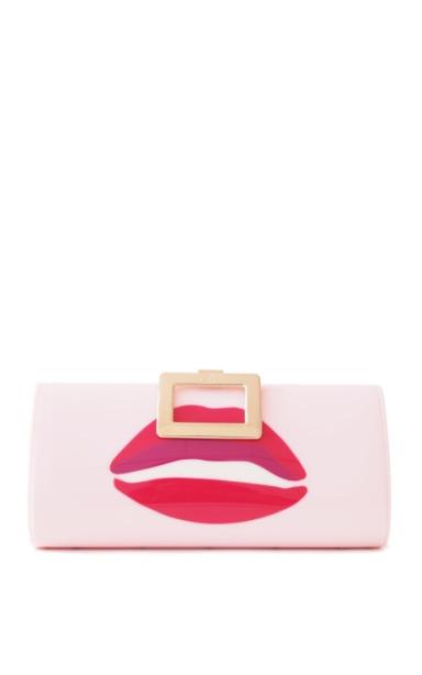 Roger Vivier: Limited Edition Rendez-Vous Collection A Kiss Clutch