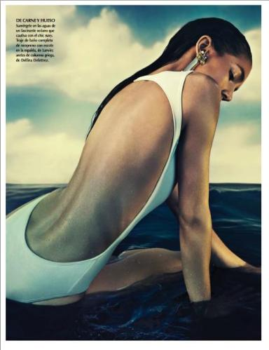 Samantha Gradoville by Thomas Cooksey for Vogue Mexico June 2013