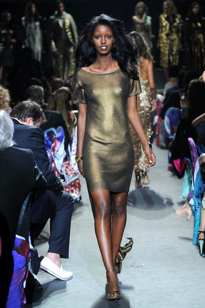 senait gidey in kenneth cole