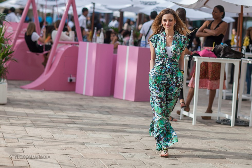 Street Style At Fashion Forward Dubai Photo By Moez Achour 5 The Citizens Of Fashion