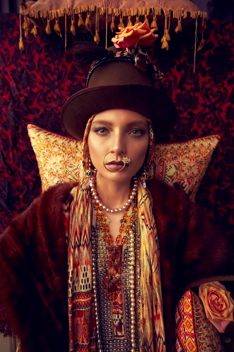 Camilla Franks Fall 2013 Collection : Tales From The Reading Room