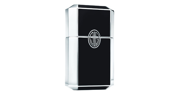 Flask of sterling silver and black enamel. From The Great Gatsby collection by Tiffany & Co., inspired by Baz Luhrmann's film in collaboration with Catherine Martin. $2,500 Photo Credit: © Tiffany & Co.