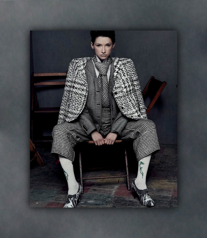 Thom Browne by An Le for SCENE magazine May 2013 issue
