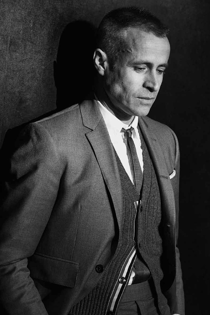Thom Browne Photo by Peter Lindbergh