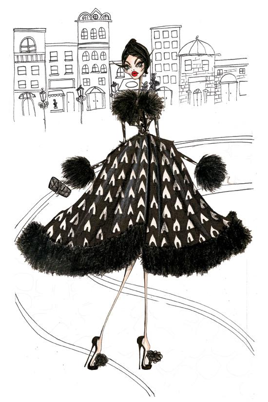Ulyana Sergeenko  by Jamie Lee Rearden for V magazine summer 2013