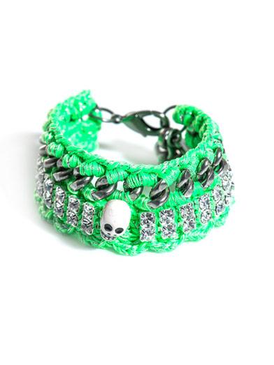 VENESSA ARIZAGA Esmeralda bracelet