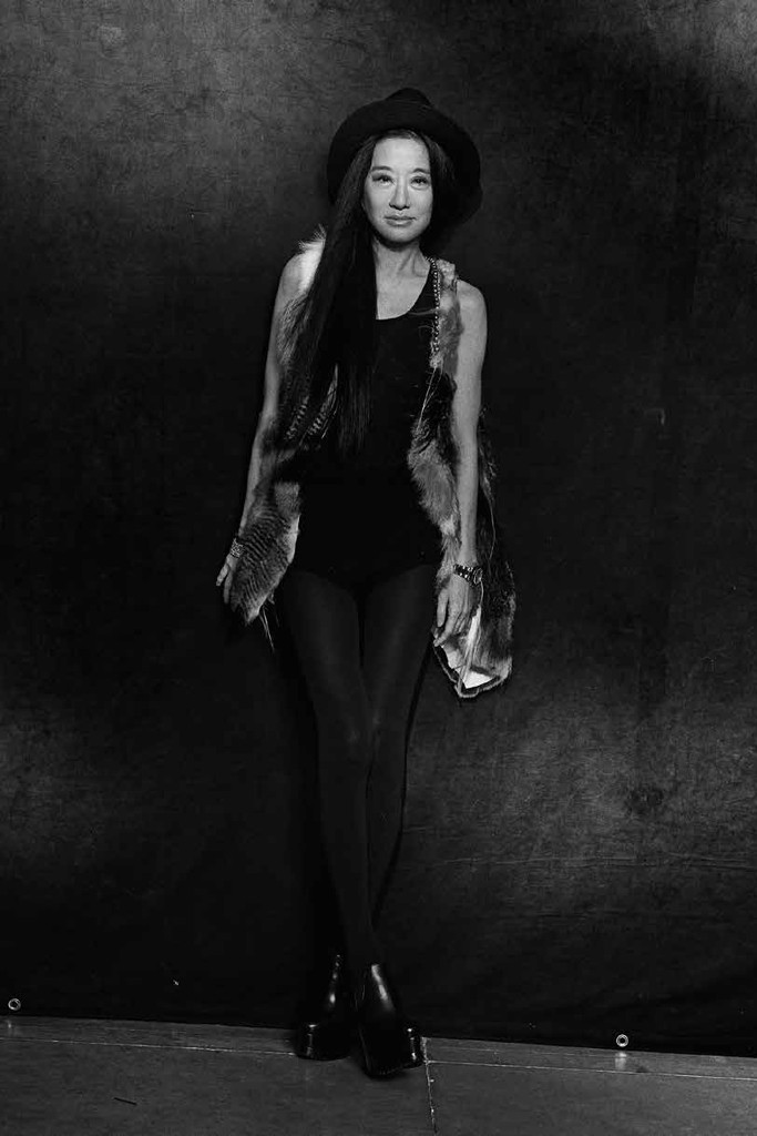 Vera Wang Photo by Peter Lindbergh