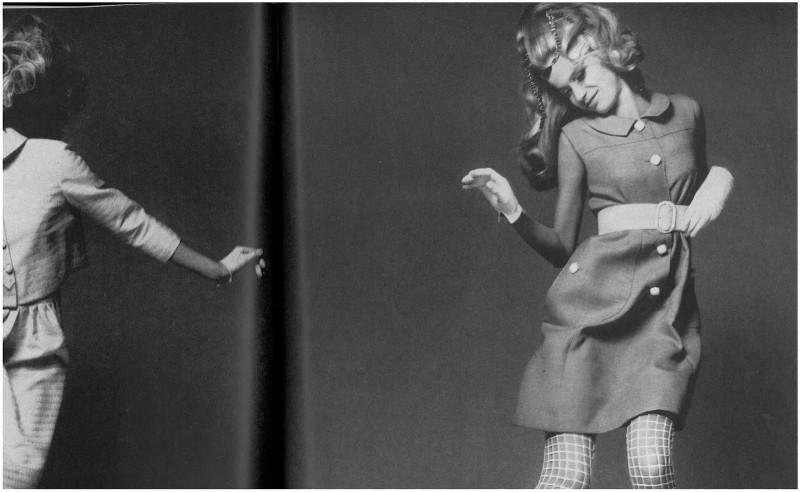 Veruschka by Richard Avedon for Vogue US March 1967
