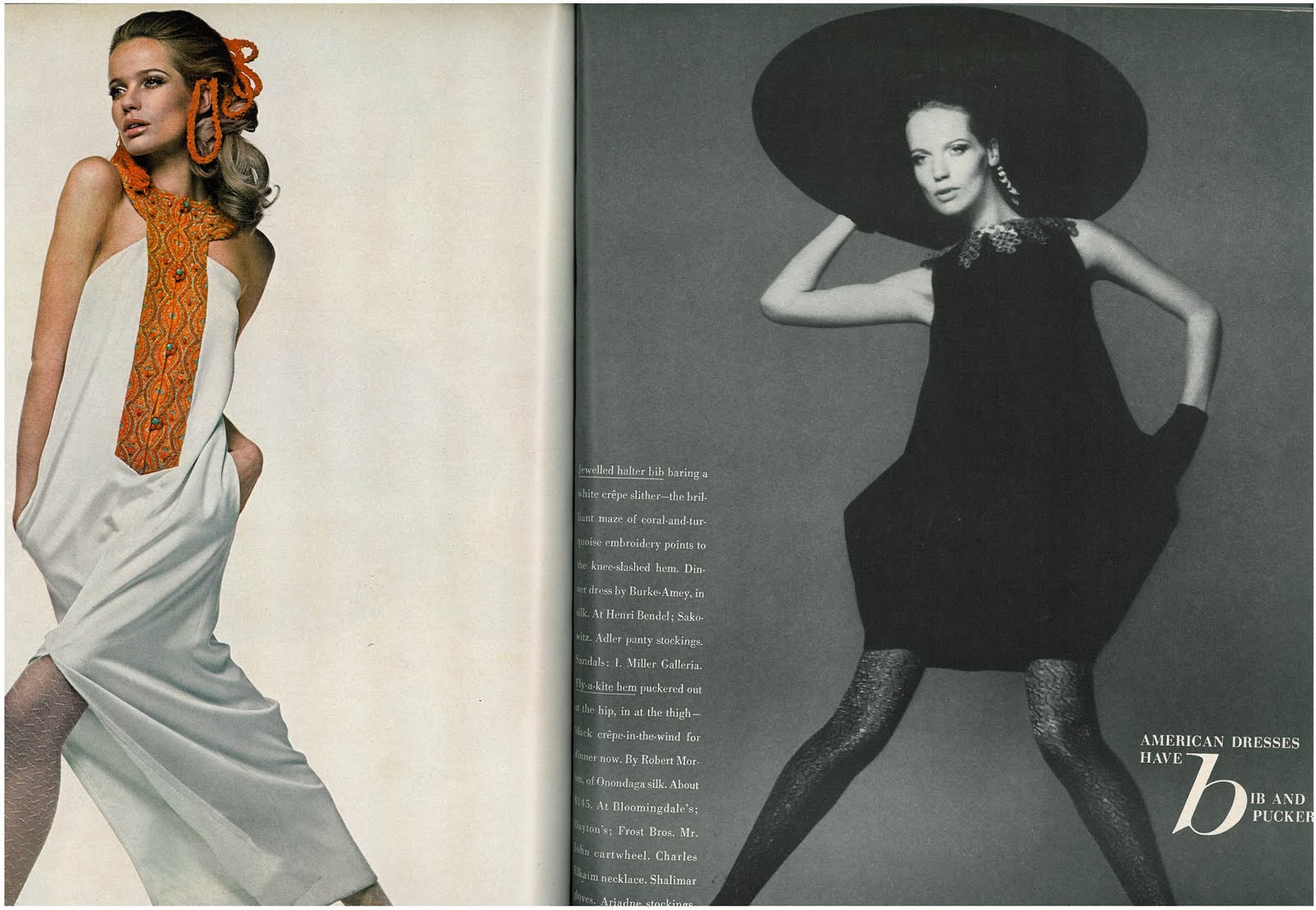 veruschka by richard avedon for vogue us march 1967 the