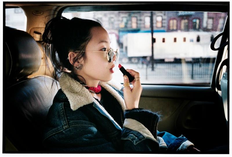 Xiao Wen Ju By Matt Irwin For Style.Com Print #4 Fall 2013
