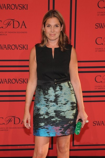 Aerin Lauder attends 2013 CFDA FASHION AWARDS Underwritten By Swarovski - Red Carpet Arrivals at Lincoln Center on June 3, 2013 in New York City.  (Photo by Bryan Bedder/Getty Images for Swarovski)