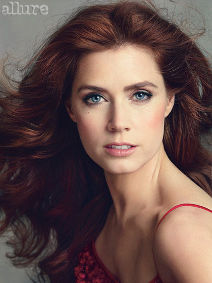 Amy Adams by Norman Jean Roy for Allure July 2013