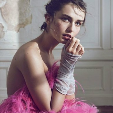 Andreea Diaconu By Lachlan Bailey For WSJ Magazine