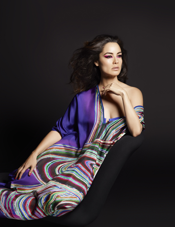 Berenice Marlowe by Karl Lagerfeld for Eres,Sunwear Collection