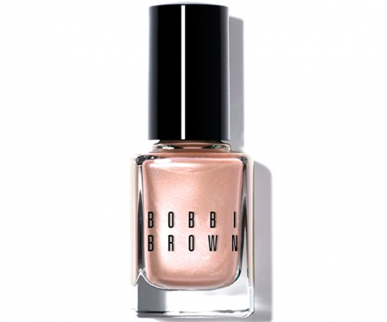 Bobbi Brown Nude Beach Pink Pearl Nail Polish