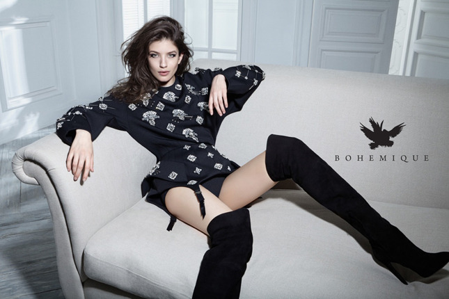 Bohemique Demi Couture : A Capsule Collection Of 15 Sweaters