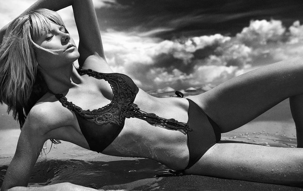 Brigitte Buckholtz By Koray Parlak For Marie Claire Turkey June 2013