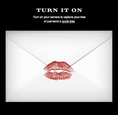 Burberry Kisses Project