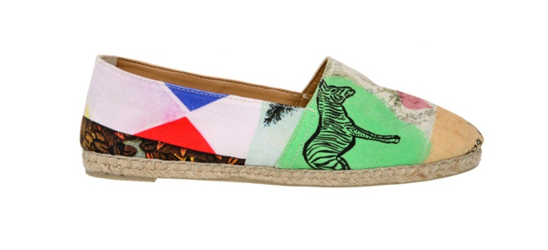 Castañer   Kiki canvas and rope espadrilles, €95