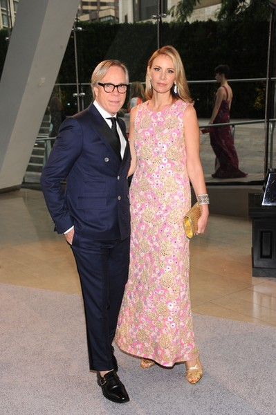 Designer Tommy Hilfiger and Dee Hilfiger attend 2013 CFDA Fashion Awards at Alice Tully Hall on June 3, 2013 in New York City. (Photo by Jamie McCarthy/Getty Images)