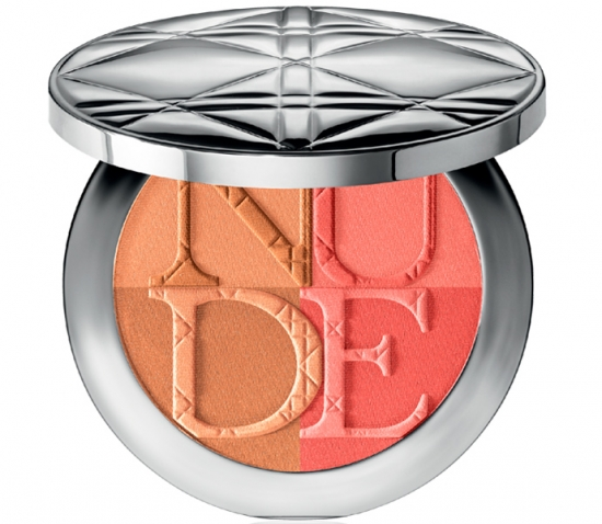 Dior Tan Paradise Blush Duo