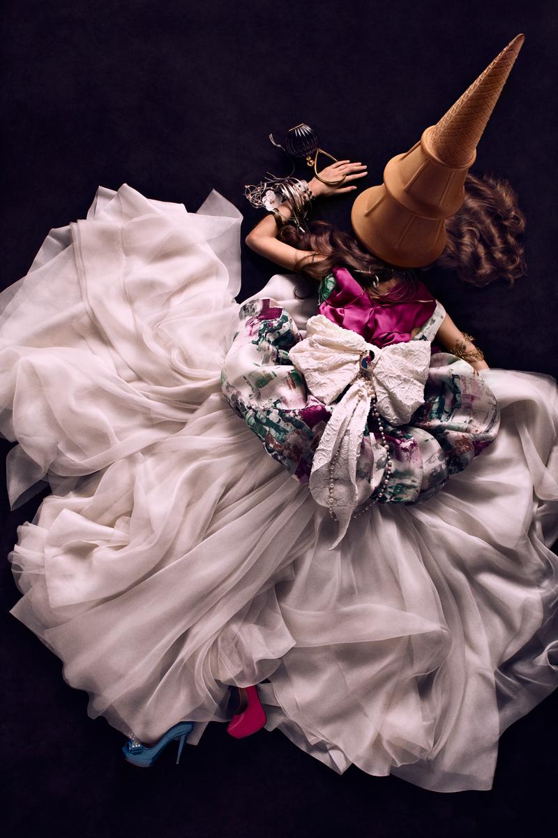 Fashion Melts by Toufic Araman