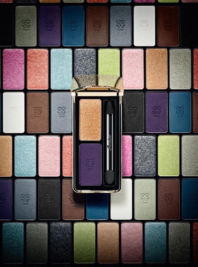 Guerlain Fall 2013 Makeup Collection: 'Voilette de Madame'
