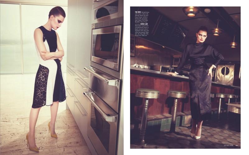 Guinevere Van Seenus By Sofia Sanchez & Mauro Mongiello For Bergdorf Goodman Magazine June 2013