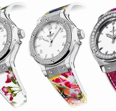 HUBLOT presents Life with WATCH – Colorful Time