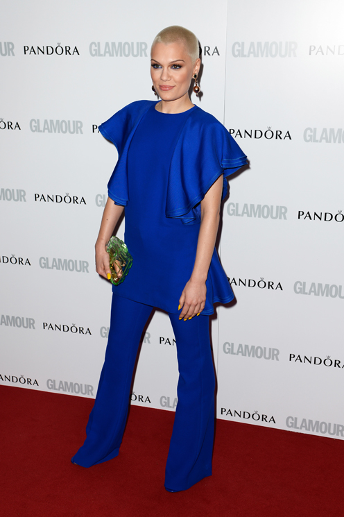 Jesse J attends Glamour Women of the Year Awards 2013 at Berkeley Square Gardens on June 4, 2013 in London, England.  (Photo by Gareth Cattermole/Getty Images)