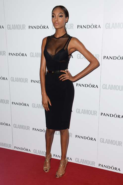 Jourdan Dunn  attends Glamour Women of the Year Awards 2013 at Berkeley Square Gardens on June 4, 2013 in London, England.  (Photo by Gareth Cattermole/Getty Images)