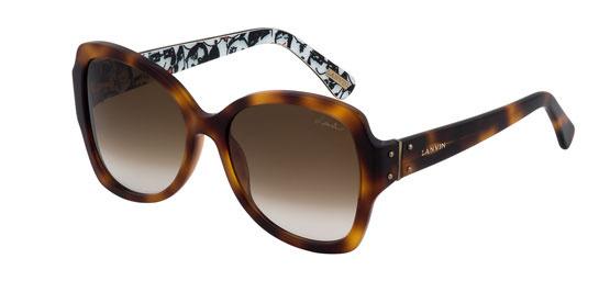 """Lanvin """"Les Visages """" Sunglasses Collection"""