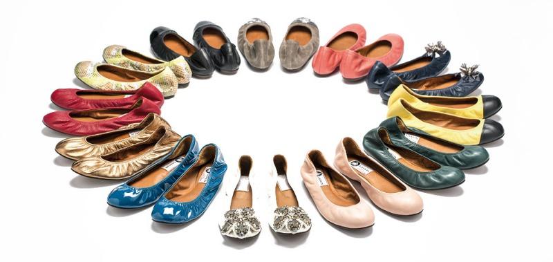 Lanvin Classic Ballet Shoes