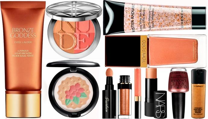 Makeup For The Bronze Goddess