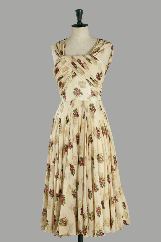 Marcel Rochas haute couture, 1950