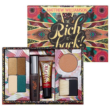 Matthew Williamson X Benefit : The Rich is Back
